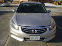 2011 HONDA ACCORD SE 2.4L 4 CYLINDER AUTOMATIC