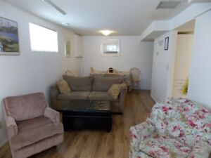 SYLVAN LAKE, AB - Vacation Rental - Cedar House lower level