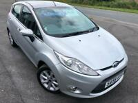 FORD FIESTA 1.4TDCi ZETEC DIESEL £20 TAX £28 WEEK NO DEPOSIT BLUETOOTH 5DR 2009
