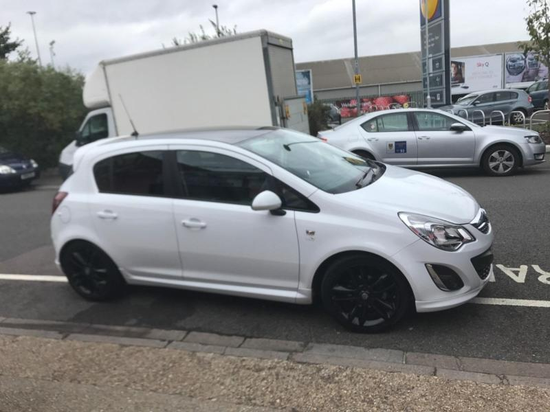 Vauxhall Corsa Limited Edition 5dr PETROL MANUAL 2012/12