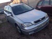 Vauxhall Astra 17 td start and drives 295 no offers