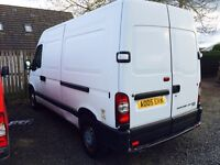 Vauxhall Movano MWB High Roof