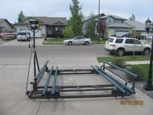 """""""BRAND NEW"""" CANTILEVER PONTOON BOAT LIFTS Prince George British Columbia image 7"""