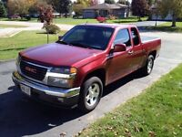 2010 GMC Canyon SLE Extended Cab Pickup Truck
