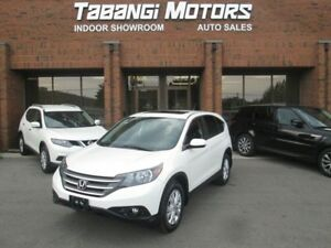 2014 Honda CR-V EX | AWD | NO ACCIDENTS | ALLOYS | SUNROOF