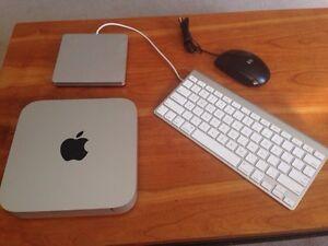 Mac mini i5 10 GB ram and 500 GB drive