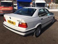 BMW 316 + AUTOMATIC CLASSIC E36 WHITE