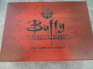 Complete Series of Buffy the Vampire Slayer (DVD)