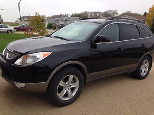 2011 Hyundai Veracruz Leather SUV, Crossover