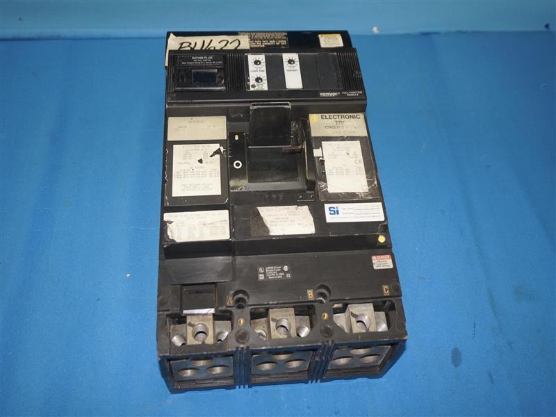 Square D ME36800LI Circiut Breaker 800A Sensor