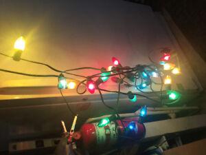 Lumières de noel