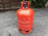 13kg Calor Gas Bottle Full