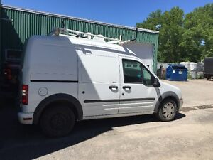 2010 Ford Transit Connect XLT Fourgonnette, fourgon