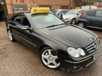 2008 Mercedes-Benz CLK 2.1 CLK220 CDI SPORT 2d 148 BHP Coupe Diesel Automatic