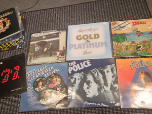 Records/vinyl for sale