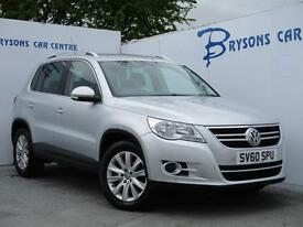 2010 60 Volkswagen Tiguan 2.0TDI ( 140ps ) 4Motion Match for sale in AYRSHIRE