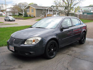 2008 Pontiac G5 Sedan-Power Sunroof/Pioneer Radio