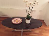 Modern Glass Coffee Table - excellent condition