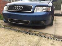Audi A4 front bumper b6