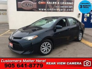 """2017 Toyota Corolla LE  HTD-SEATS CAMERA 6""""-TOUCH PWR-GROUP"""
