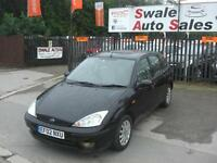 2002 FORD FOCUS GHIA 2L FULL SERVICE HISTORY IN GREAT CONDITION