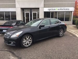 2011 INIFINTY G37 S  GUARANTIED FINANCING INQUIRE WITH IN
