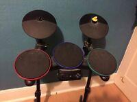 Guitar hero drum kit ps3
