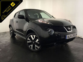 2014 NISSAN JUKE N-TEC DCI 1 OWNER SERVICE HISTORY FINANCE PX WELCOME