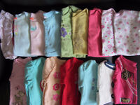 Girls 0-3 month clothes lot