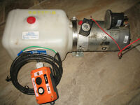 power pack and 7 1/2 ton cylinder brand new