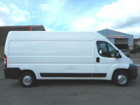 * No VAT - Finance Me * Citroen Relay 2.2HDi ( 120hp ) L3 35 LWB