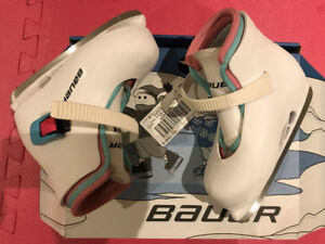 Bauer Lil Champs & Angel Ice Skates Youth Size 12/13  and 10/11