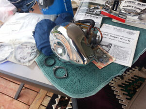 Super E carb and other parts