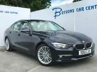2012 12 BMW 320d 2.0TD Auto Luxury for sale in AYRSHIRE