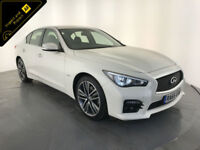 2016 INFINITI Q50 4 DOOR SALOON DIESEL AUTOMATIC 1 OWNER FINANCE PX WELCOME