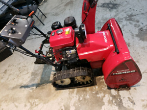 HONDA snowblower 9/28