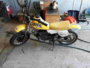 jr 50 moto pour enfant