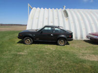 1983 EAGLE SX/4 SPORT $2900 AS IS