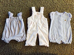 Baby GAP Baby Girls Clothes (0-6 months)