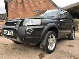 Land Rover Freelander 2.0Td4 Freestyle 75000 Miles With Land Rover S/History
