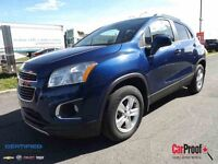 2014 CHEVROLET Trax AWD TECHNOLOGY PACK, AWD, BLUETOOTH