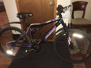 mountain bikes for sale- sold