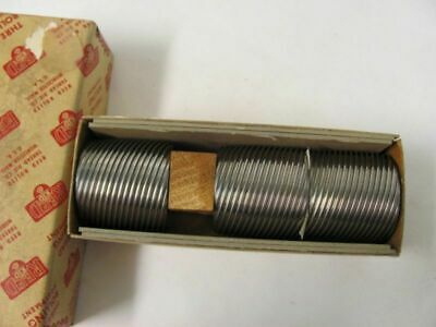 Reed 3pc Set Thread Rolling Dies 2b16-12 2a2b2c 12deg Angle 56 0.500 Od 8tpi