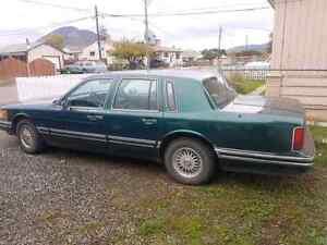 94 lincoln town car