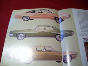 1970 Pontiac GTO sales brochure Peterborough Peterborough Area image 5