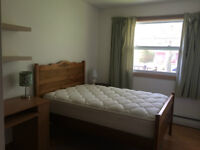 Furnished Room for Rent in St. Andrews near NBCC