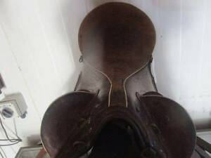 saddle leather stock very loved Westbury Meander Valley Preview