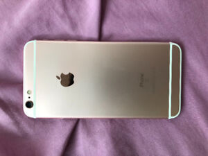 Unlocked 32 GB Rose Gold IPhone 6S Plus