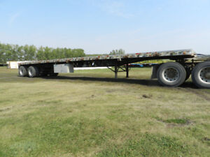 2004 Wilson 48' T/A Highboy (For Sale or Rent)