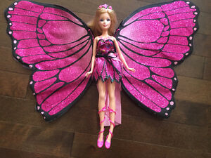 Butterfly Barbie for Sale